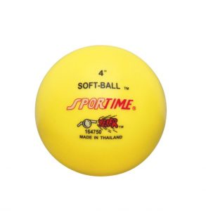 "4"" Sportime ball"